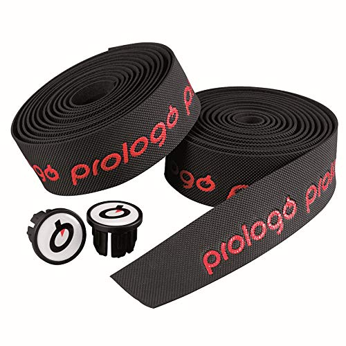 Prologo Lenkerband Onetouch schwarz-rot, ONETC0BKRD2-AM, Uni