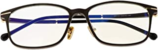 IPOTCH Blue Light Blocking Glasses For Computer Use, Anti Eyestrain Headache UV Filter Gaming Eyeglasses Lightweight Frame, Man/Women