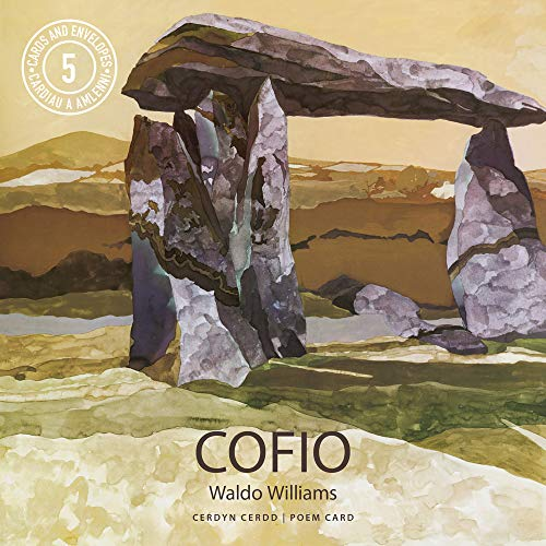 Poster Poem Cards: Cofio