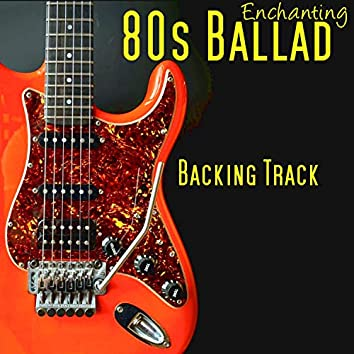 Enchanting 80' Ballad Backing Track for Guitar