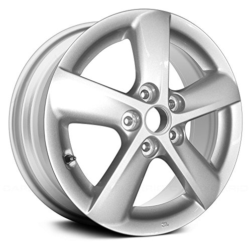 Partsynergy Replacement For OEM Aluminum Alloy Wheel Rim 16 Inch Fits 2014-2015 Kia Optima 5-114.3mm 5 Spokes