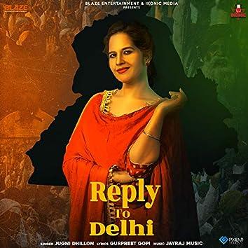 Reply To Delhi