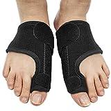Corrector de juanetes: su dolor se aliviará naturalmente sin la cirugía. Los alisadores de los dedos de los pies son la solución perfecta para sus problemas con los juanetes.