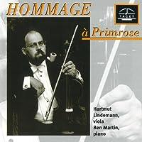 Vol. 3-Lindemann Series: Hommage a Primrose