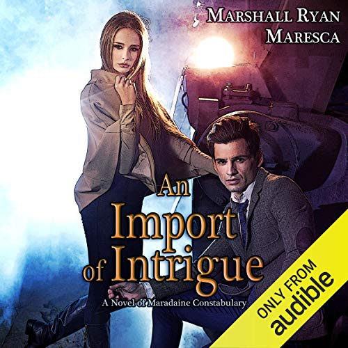 An Import of Intrigue Titelbild