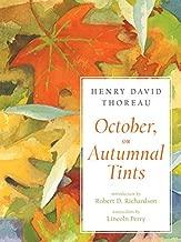 Best henry david thoreau autumnal tints Reviews