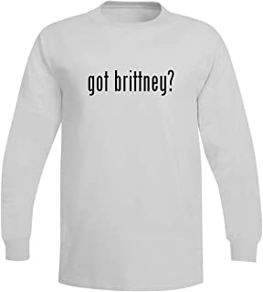 got Brittney? - A Soft & Comfortable Men's Long Sleeve T-Shirt