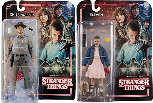 McFarlane Stranger Things Action Figures 15-18 cm Assortment (8) Toys