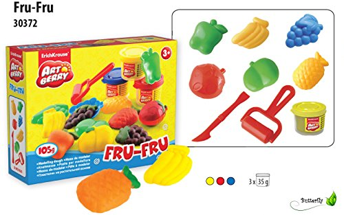 Juego de plastilina de juego para niños con diseño de pasta blanda para amasar masa de modelar plastilina para manualidades