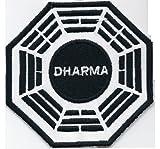 LOST Dharma Initiative Staffel DVD Pharmaindustrie Uniform Embroidery