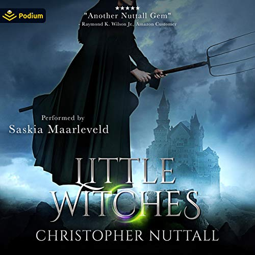 Little Witches cover art