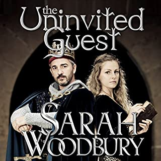 The Uninvited Guest     A Gareth and Gwen Medieval Mystery, Book 2              Written by:                                                                                                                                 Sarah Woodbury                               Narrated by:                                                                                                                                 Laurel Schroeder                      Length: 8 hrs and 9 mins     Not rated yet     Overall 0.0