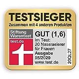 Gillette Venus ComfortGlide Spa Breeze Frauenrasierer mit 3 Rasierklingen - 6