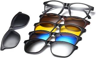 05d5e6e54f Amazon.it: occhiali da vista - Rettangolari: Abbigliamento