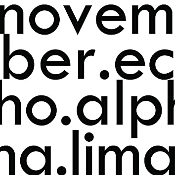 november.echo.alpha.lima
