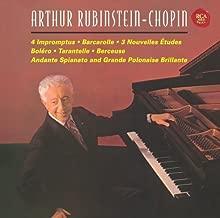 Chopin Fantaisie - Impromptu by Arthur Rubinstein (2008-10-22)