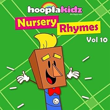 Hooplakidz : Nursery Rhymes, Vol. 10