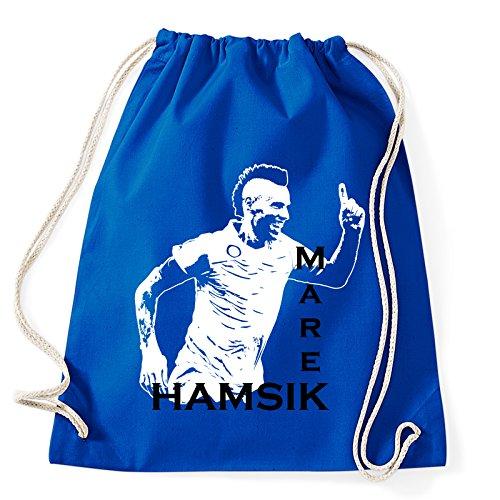 Art T-shirt ,  Jungen Daypack blau blau onesize