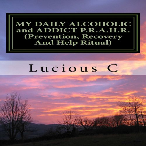 My Daily Alcoholic and Addict P.R.A.H.R. cover art
