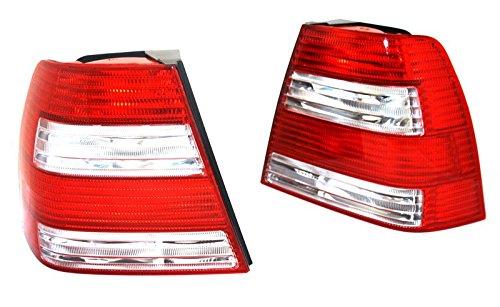 US Rückleuchten Original VW Bora (Jetta) Tuning Leuchten 1JM Schlussleuchten