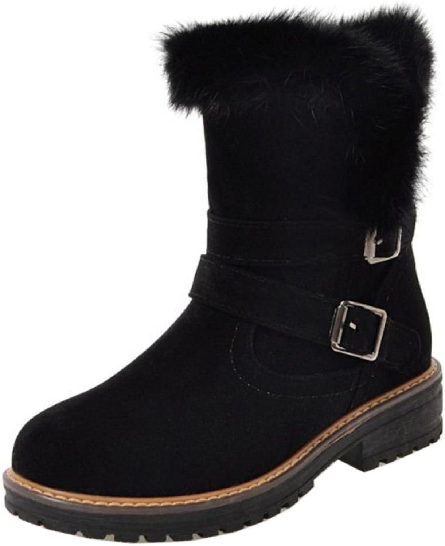 RizaBina Women Warm Ankle Boots