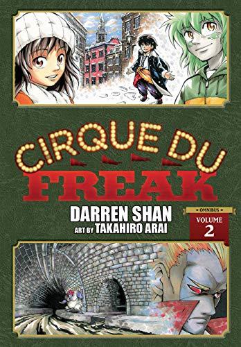 Cirque Du Freak: The Manga, Vol. 2: Omnibus Edition (Cirque du Freak: The Manga Omnibus Edition, 2)