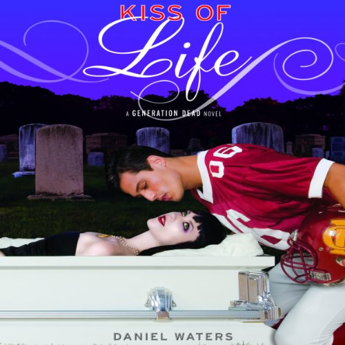 Kiss of Life audiobook cover art