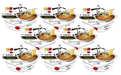 Maruchan Instant Cup Ramen Tsuta Soba With Soy Sauce Soup 131g Japan Import Shipment with tracking number (8cups)