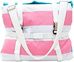 Palm Beach Crew Brilliant Blanket and Wet Bag Collection, Cabana Pink