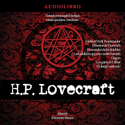 『H.P. Lovecraft Coleccion [H.P. Lovecraft Collection]』のカバーアート