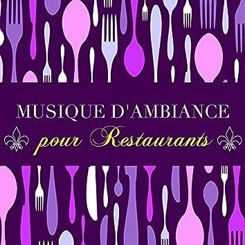 Musique d'Ambiance pour Restaurants - Musique Relaxante de Fond avec Sons de la Nature et Mélodies de Piano New Age