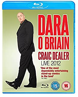 Dara O Briain - Craic Dealer - Live 2012