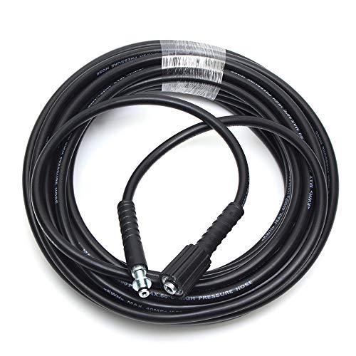 EsportsMJJ 20m 5800PSI/160Bar hogedrukreiniger vervangende slang voor Karcher K2