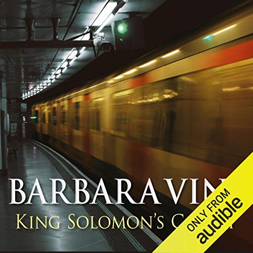 King Solomon's Carpet audiobook cover art
