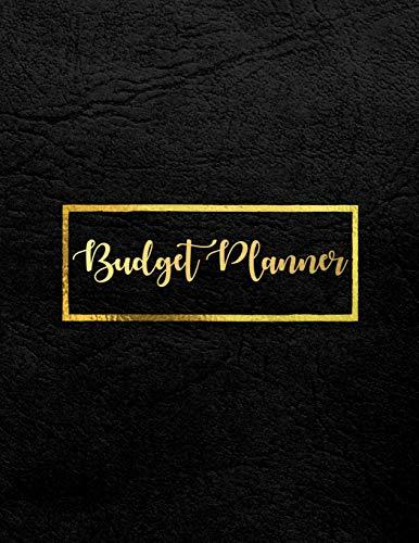 Budget Planner: Budget Planning, Planner Journal Notebook Finance Planner |Money Organizer |Debt Tracker (budget book, Band 1)