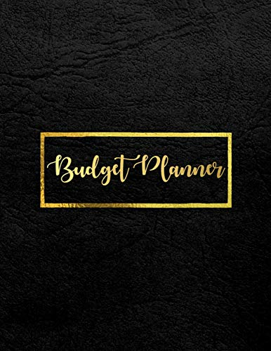 Budget Planner: Budget Planning, Planner Journal Notebook Finance Planner |Money Organizer |Debt Tracker (budget book, Band 1)