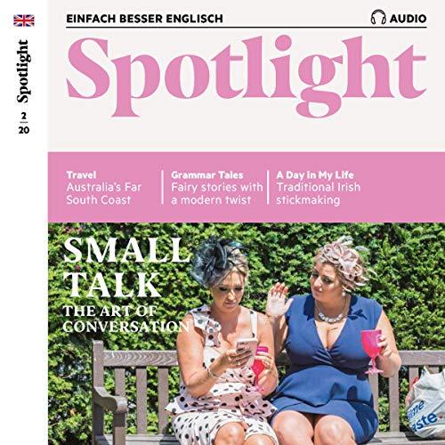 Spotlight Audio - Small Talk. 2/2020 Titelbild