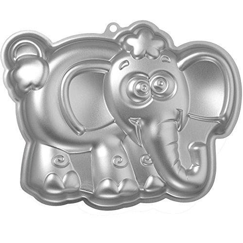Elephant Cake Pan- Kids 3D Birthday Cake Pan Animal Baking Pans Baby Shower Cake Mold