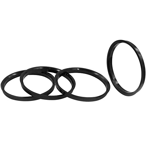 CECO Alloy Hub Centric Rings 56.15mm Set of 4 Small Chamfer 73.00mm