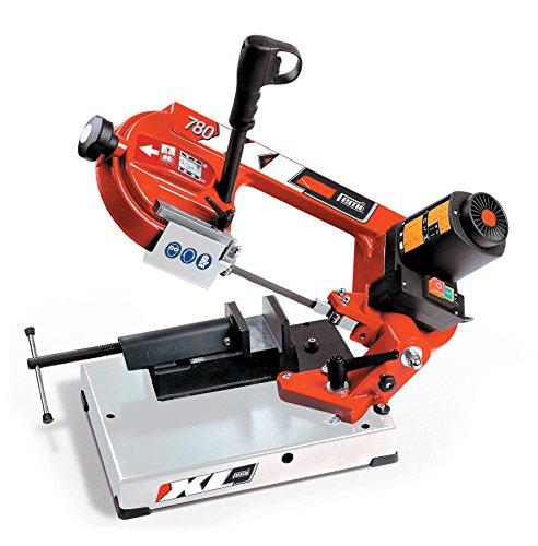 Band-Sägemaschine für Eisen und Holz von 850 W