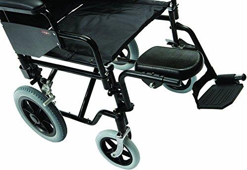 Drive Aluminium Amputee rolstoel ondersteuning (links)