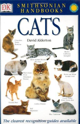 Cats (Smithsonian Handbooks)
