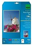 SIGEL IP684 Papier photo professionnel, jet d'encre, mate satiné format A4 (21 x 29,7 cm), 190g/m², 20 feuilles