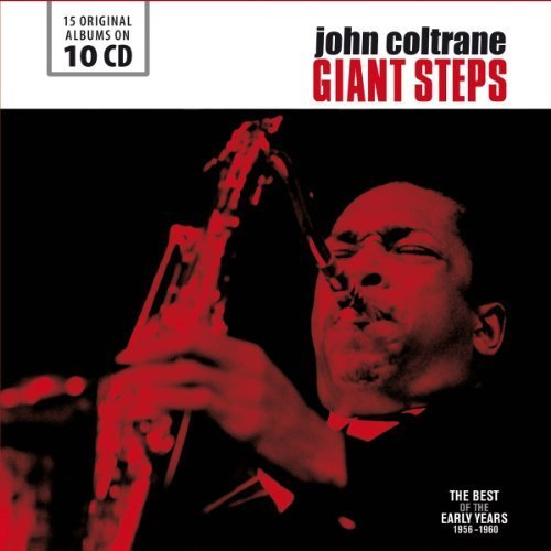John Coltrane: Giant Steps, The Best of the Early Years by John Coltrane, Cannonball Adderley, Red Garland, Mal Waldron, Elmo Hope, Johnny (2014-01-28)