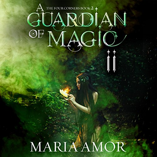 A Guardian of Magic II audiobook cover art