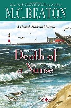 Hardcover Death of a Nurse Book