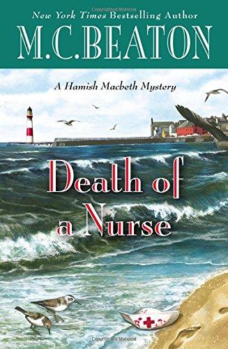 Death of a Nurse 1455558257 Book Cover