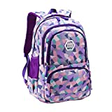 Girls Backpack,School Bags for Girls Rucksack Kids School Bags Ideal for 1-6 Grade