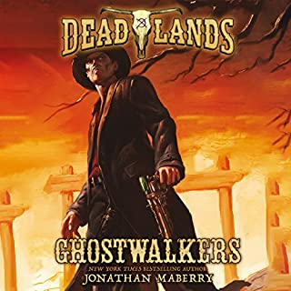 Deadlands: Ghostwalkers cover art