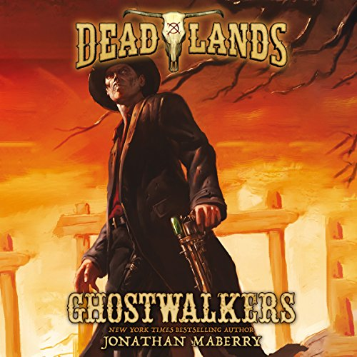 Page de couverture de Deadlands: Ghostwalkers